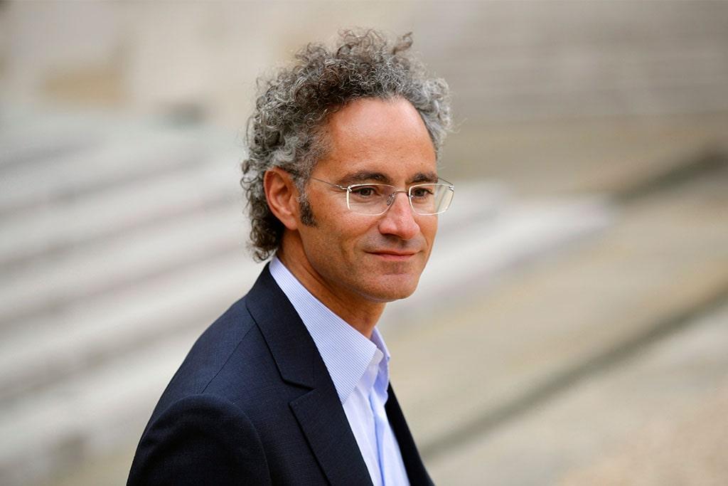Alexander Karp, co-founder and CEO of Palantir Technologies